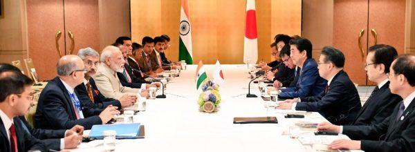 PM Modi addresses Indian community in Japan