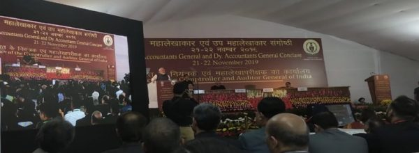 CAG should be catalyst of good governance, says PM Modi