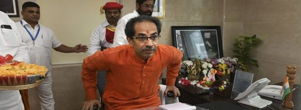 Uddhav Thackery govt in Maharashtra to face floor test in Assembly this afternoon
