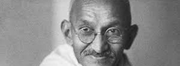 Bill introduced in US House to promote Gandhi's legacy