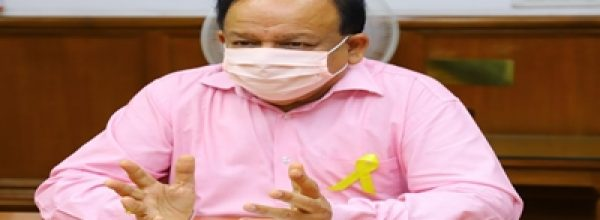 Country has been successfully fighting Covid-19 pandemic: Dr Harsh Vardhan