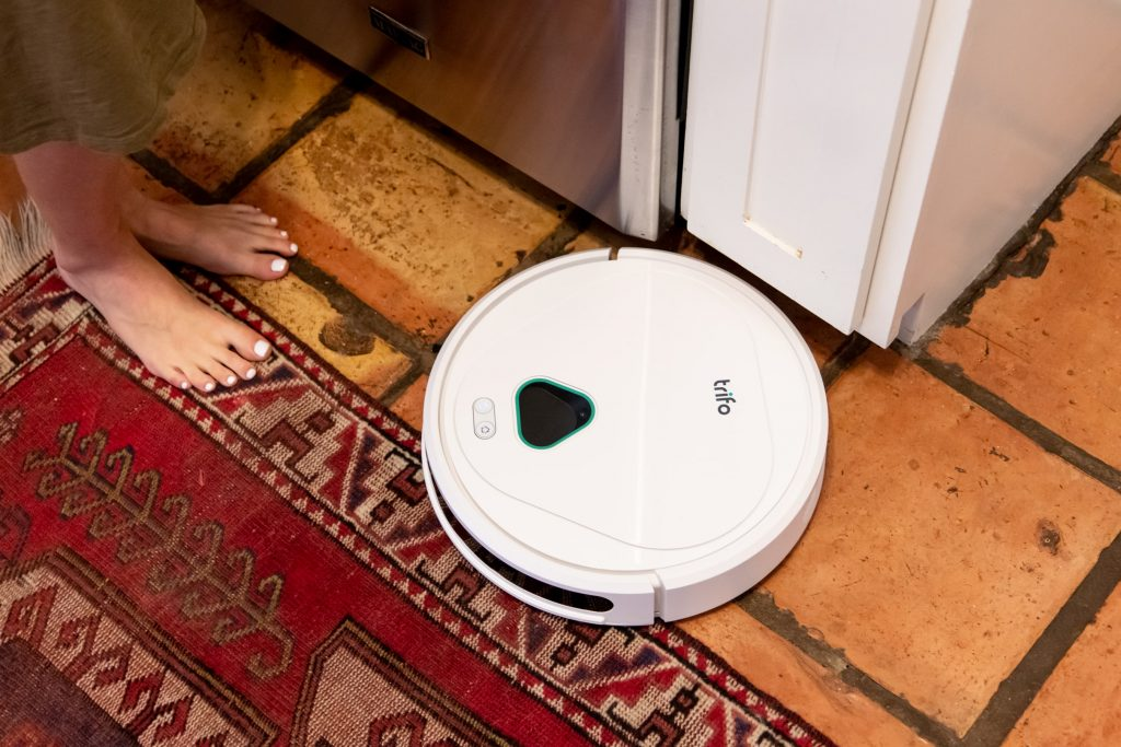 Trifo launches its first robot vacuum cleaner in India - PNI