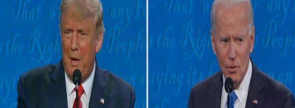 US Presidential Poll: Trump- Biden heated exchanges on COVID-19