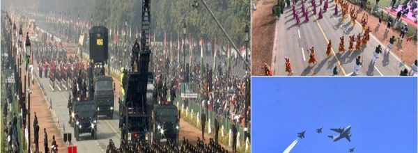 Nation celebrates 72nd Republic Day with zeal and pride