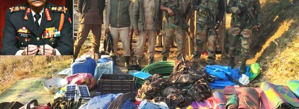 Indian Army's big target against NSCN, camp busted