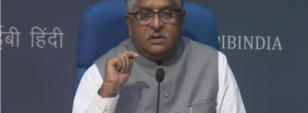 Centre issues guidelines and digital media ethics code for OTT, online streaming and social media