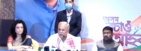 Chhattisgarh CM accuses Assam counterpart of making unfounded allegations