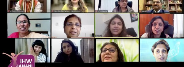 Centre Honours Women Leaders with Janani Awards; Applauds their Role During COVID-19