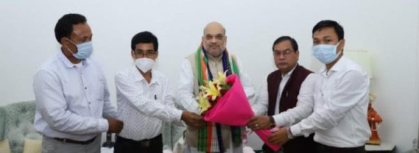 Demand for separate tribal state hots up in Tripura;BJP ally meets Amit Shah